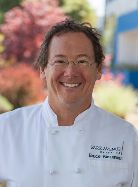 Bruce Riezenmen, Owner of Park Avenue Catering