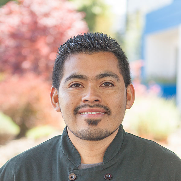 Josue Villalobos, Operations Manager and Lead Event Chef for Large Events