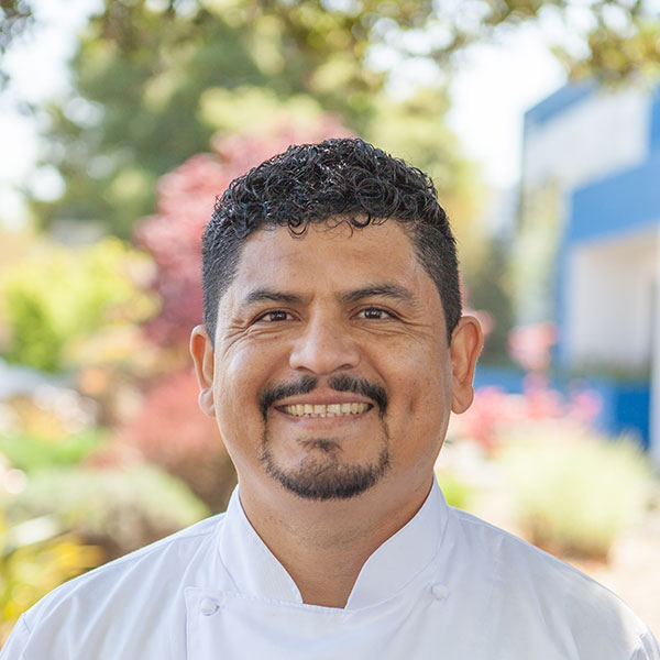 Victor Roldan, Head Chef