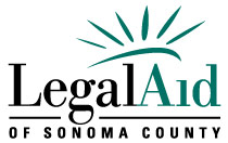 LegalAid of Sonoma County logo, non-profits served by Park Avenue Catering