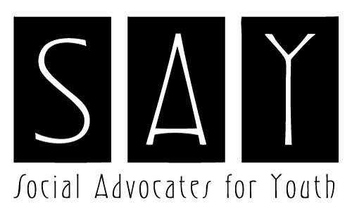 Social Advocates for Youth logo, non-profits served by Park Avenue Catering