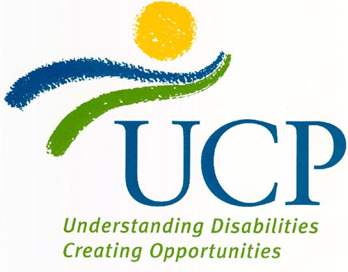 UCP logo, non-profits served by Park Avenue Catering