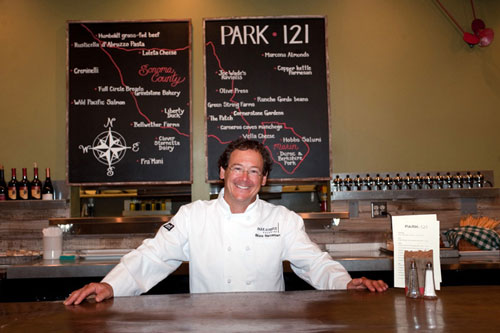 Park Avenue Catering introduces Park 121